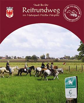 Cover Buch Reitrundweg Naturpark Nuthe-Nieplitz