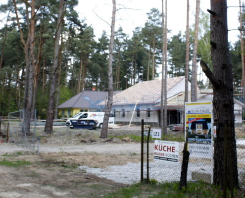 Baugrundstücke Fichtenwalde