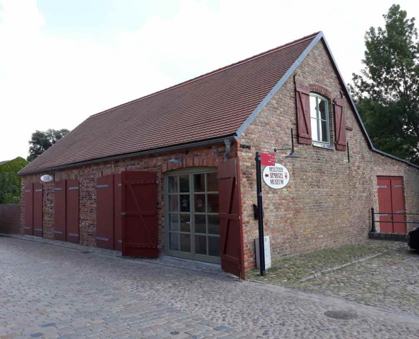 Spargelmuseum Beelitz Aussen