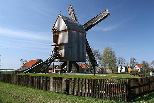 Bockwindmuehle in Beelitz