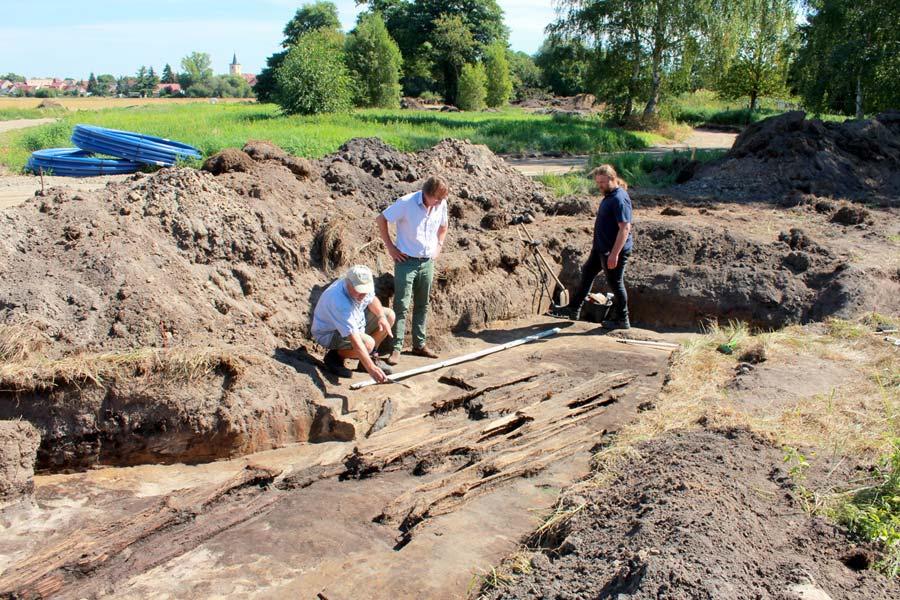 Bodenuntersuchung LAGA Gelaende Beelitz